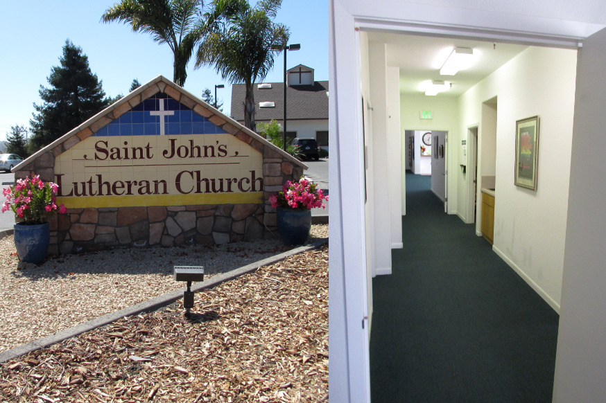 Tom Kiraly and Ken Kiraly don't attend St. Johns Lutheran Church