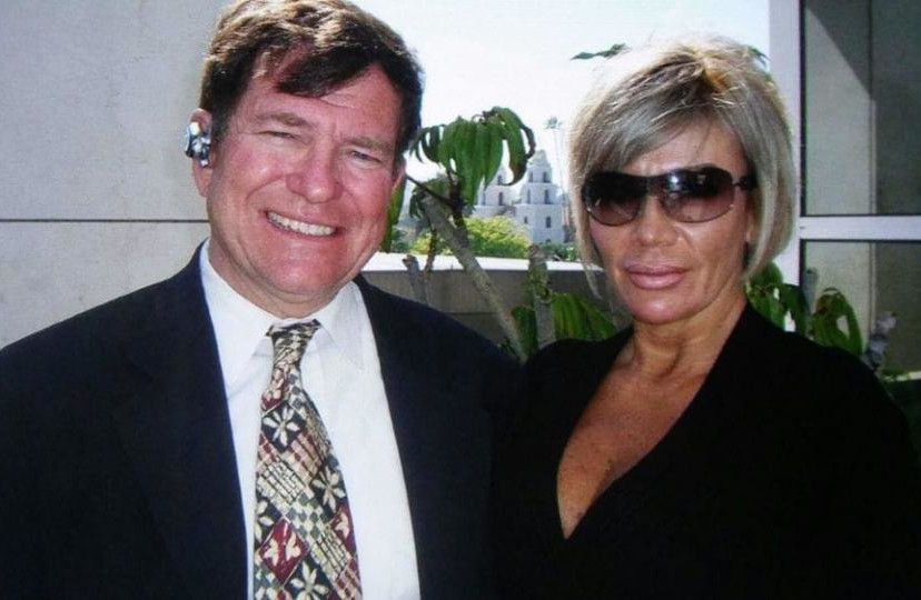 Keith Krasnove and Jackie Hermo