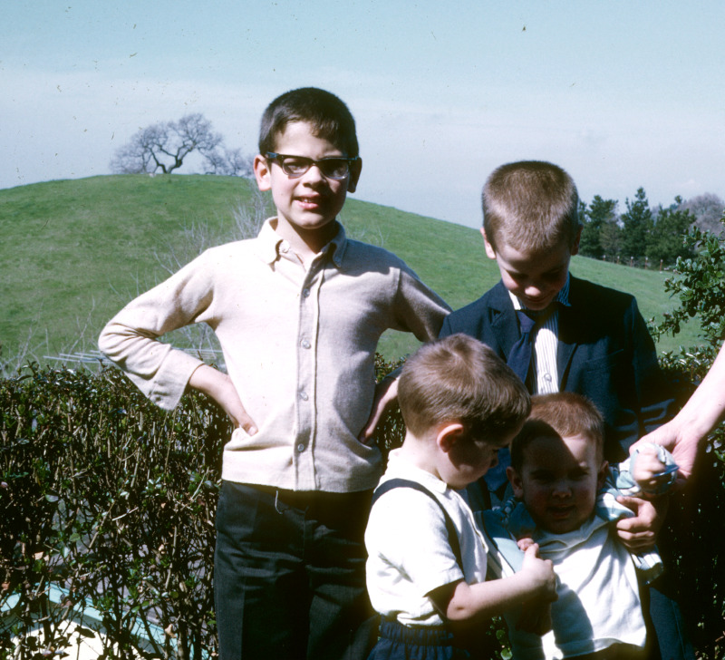 Four Kiraly Brothers 1966