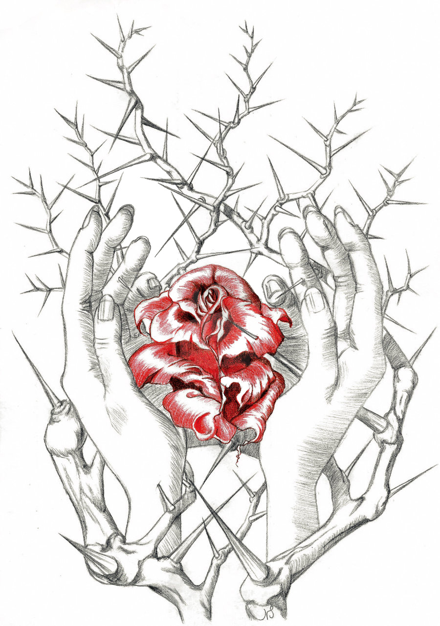 Ken Kiraly Thorns of Love