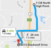Blackwolf Drive move analysis